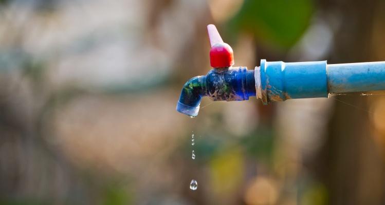 Billede af vandhane
